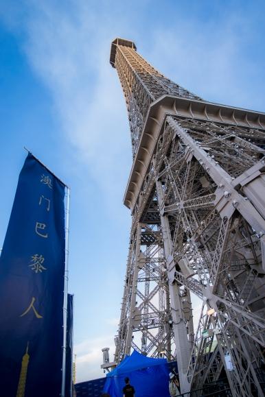 The Parisian Macao Eiffel Tower 7(001)