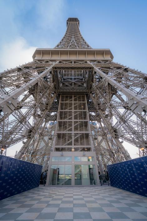 The Parisian Macao Eiffel Tower 8(001)