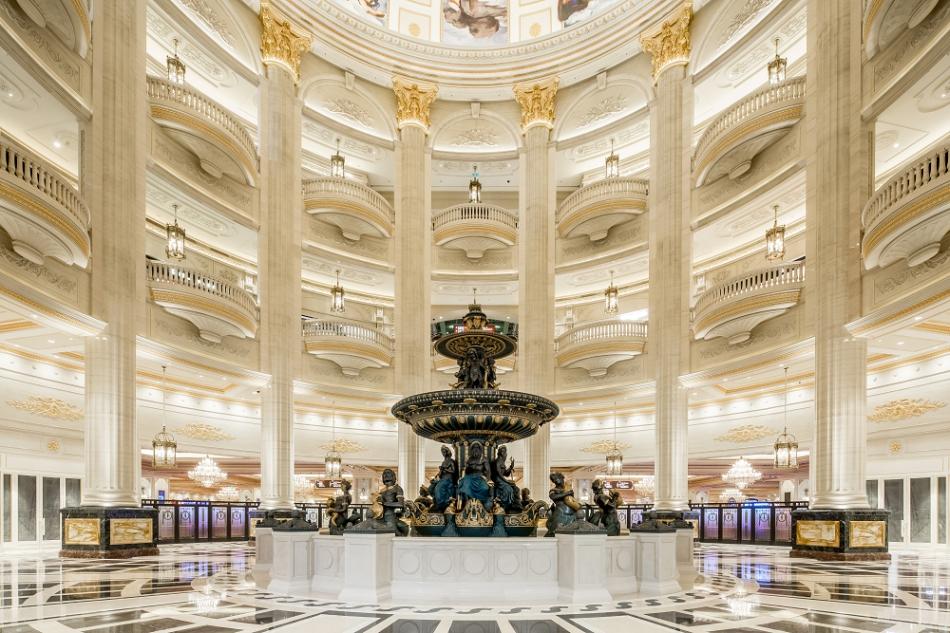 The Parisian Macao Rotunda(001)