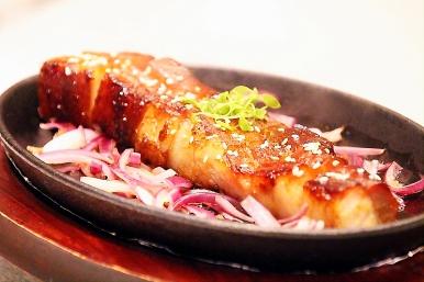 蜜汁西班牙黑豚叉燒