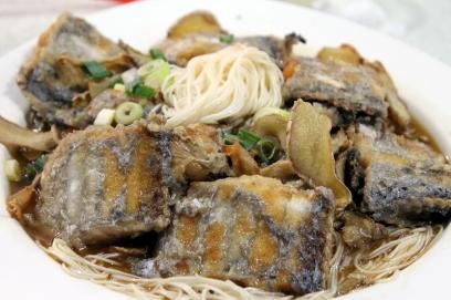 呷尚鱻-白帶魚麵線