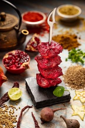 印式石榴烤雞