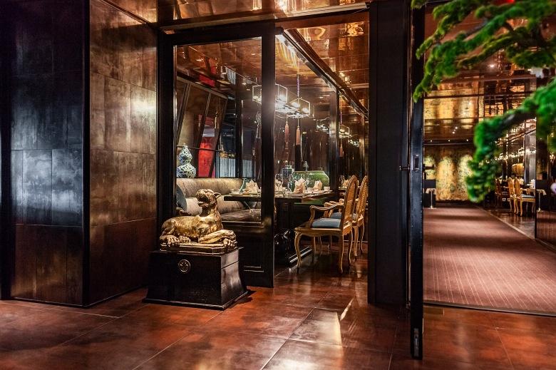 米其林三星頤宮餐廳 (11)