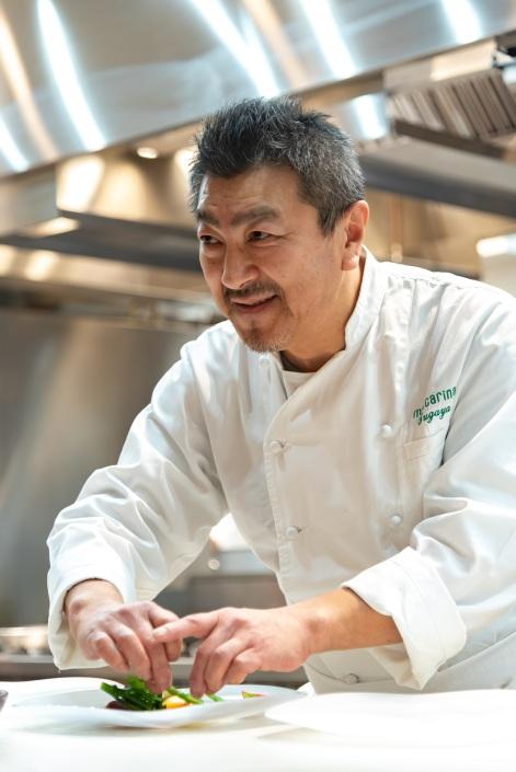 北海道法式料理餐廳Maccarina主廚菅谷伸一