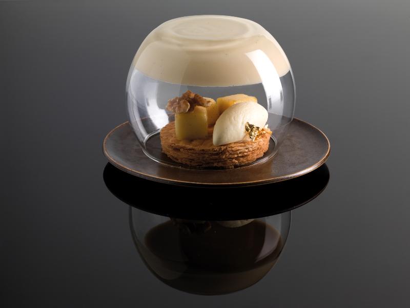 Torta di mele al contrario (upside down apple pie)R