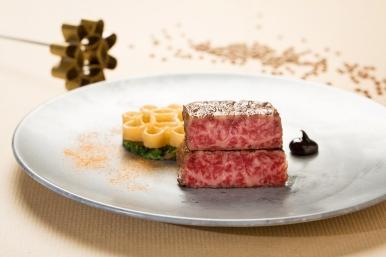寶艾西餐廳-日本北海道頂級和牛紐約客