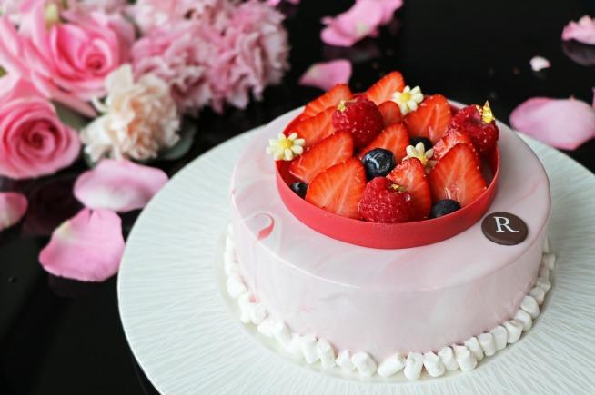 台北士林萬麗酒店 2019母親節蛋糕「莓麗佳人」