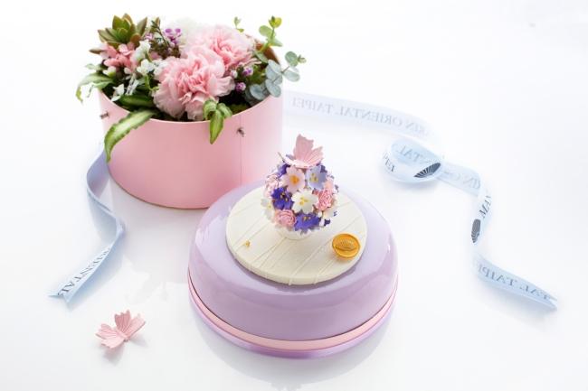 MOTPE - 花漾母親節蛋糕 Blossom Mother's Day Cake