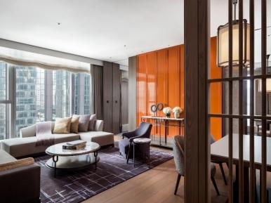 St.RegisHongKong, St.Regis and Metropolitan Suite, LivingRm-B