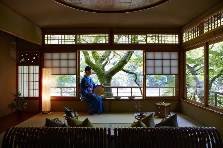 每一個角落都充滿了京都的傳統建築風格和其輝煌歷史 (2)