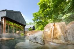 HOSHINOYA Karuizawa Hot spring Tombono-yu