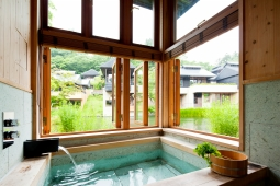 HOSHINOYA Karuizawa room bath image