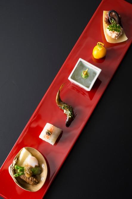 HOSHINOYA Kyoto Dinner 1