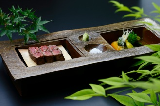 HOSHINOYA Kyoto Dinner 2