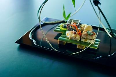 HOSHINOYA Kyoto Dinner 3