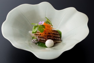 HOSHINOYA Kyoto Dinner 4