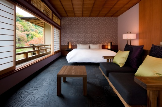 HOSHINOYA Kyoto Guest Room 6