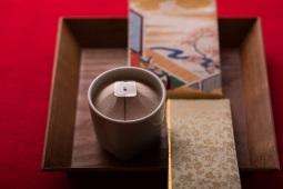 HOSHINOYA Kyoto Incense ceremony
