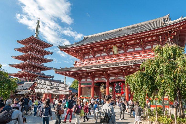 台灣旅客海外旅遊十個熱門城市 #1 東京_1