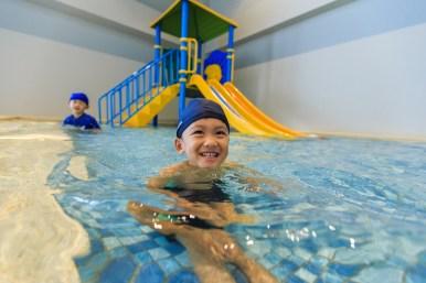 SPA設施附有兒童戲水池,讓孩子享受戲水樂趣!