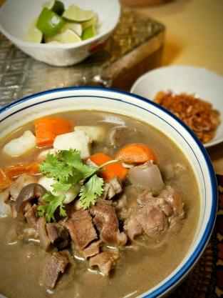 馬來羊肉湯
