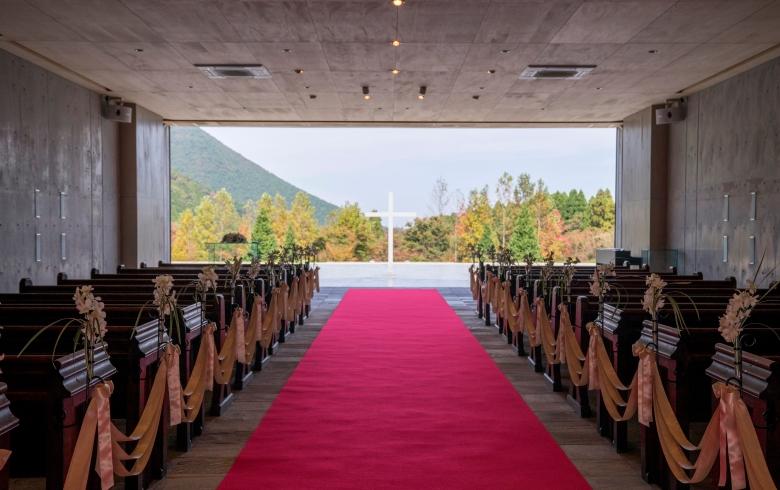 Primrose Garden 日本鳥取森林與水教堂,積極推廣海外證婚儀式及婚紗拍攝