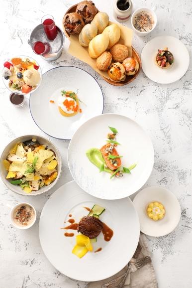 台北君悅-寶艾西餐廳-周末晨光套餐 (3)