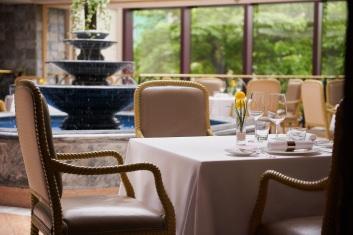 台北君悅酒店-寶艾西餐廳空間