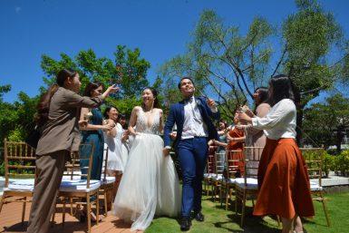 圖說10-嘉𠫂池畔證婚情境