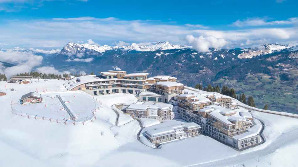 Club Med Chalet de Grand Massif Samoens Morillon法國薩莫安斯度假村
