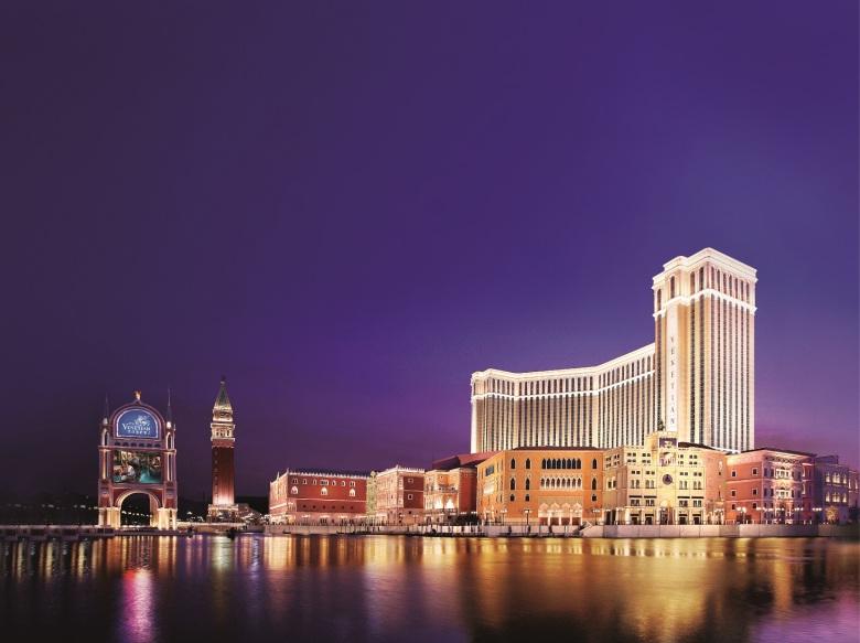 澳門威尼斯人的豪華皇室套房於「2019世界旅遊大獎」(亞洲和大洋洲區域)頒獎典禮上榮獲「澳門最佳酒店套房」獎。 (1)