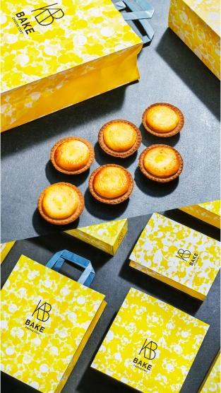 經典原味起司塔 (2)(照片提供 BAKE WORKS)