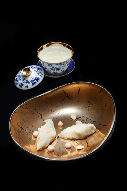 川貝香梨茶杏汁戈渣