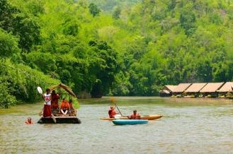 飯店提供許多在地行程,以玩水類的活動最受歡迎。