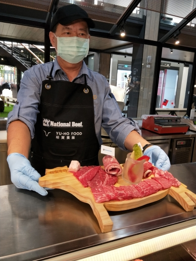 侍肉師提供牛肉建議