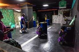 趣淘漫旅「戰勤基地」是測試團隊默契和合作意識的最佳項目。