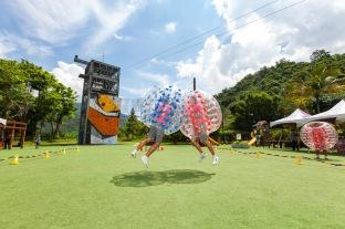 除了極限體驗,趣淘漫旅也不定時推出各式戶外活動讓住客盡情玩樂。