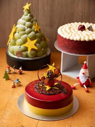 台北君悅-Baguette禮品烘焙坊-聖誕主題甜點