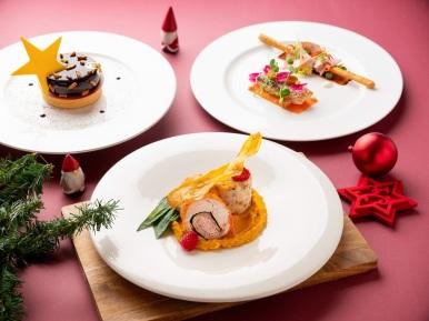 台北君悅-Ziga Zaga義大利餐廳-聖誕套餐