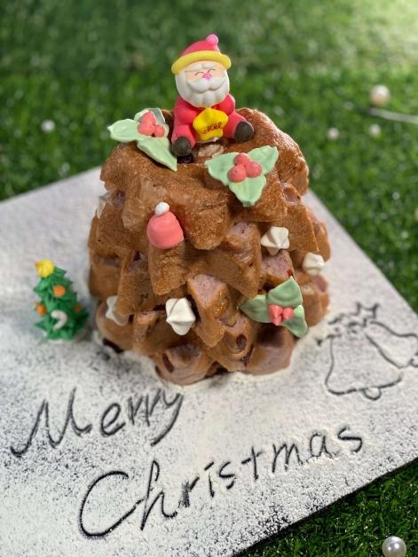 聖誕學堂-聖誕麵包