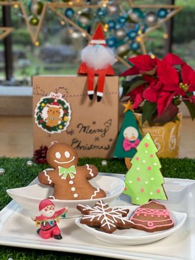 聖誕學堂-糖霜餅乾