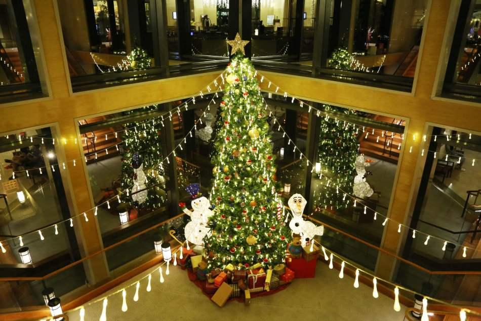 雲品溫泉酒店 「點點繁星-耶誕月」