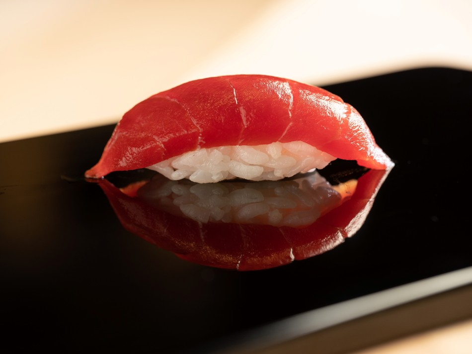 鮨 增田Sushi Masuda Taipei_握壽司 - 鮪魚赤身