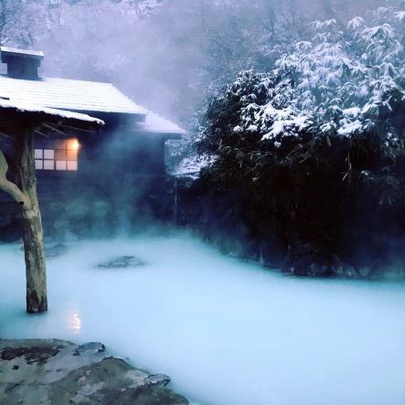 鶴の湯溫泉