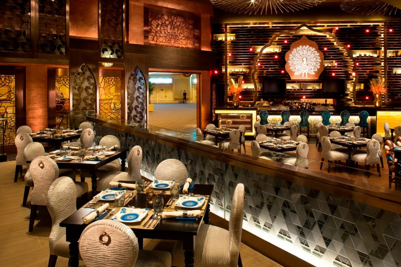 The Golden Peacock 皇雀印度餐廳