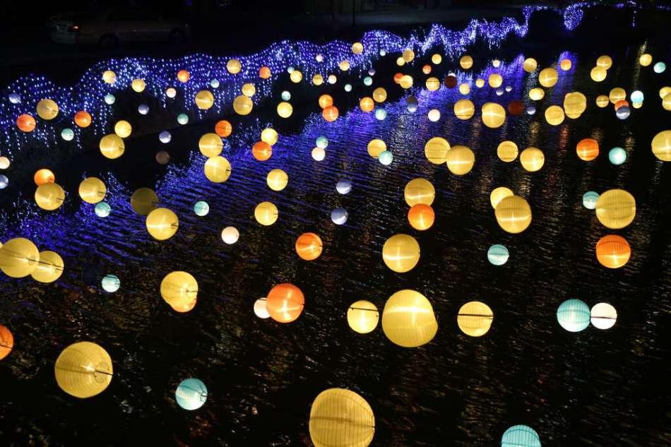 2019月津港燈節-光環境(都市藝術工作室)