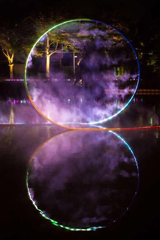 月津港燈節-Rainbow Moon(黃煦倩)