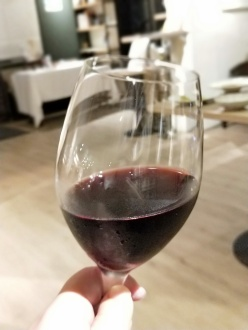 套餐亦提供紅白酒