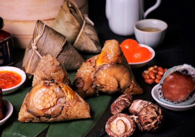 2020「萬粽選麗」經典台式端粽:南非鮮鮑粽