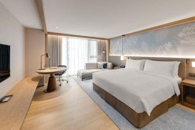 台北中山希爾頓逸林酒店逸林客房